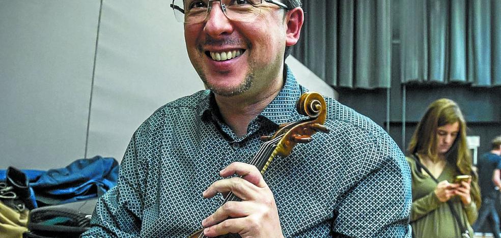 'Shoah', concierto de violín y narrador, un homenaje a las víctimas del Holocausto
