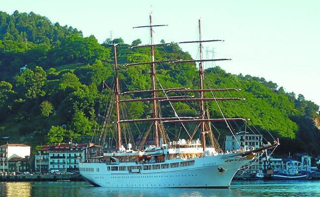 El puerto se integra como miembro asociado en Cruise Europa