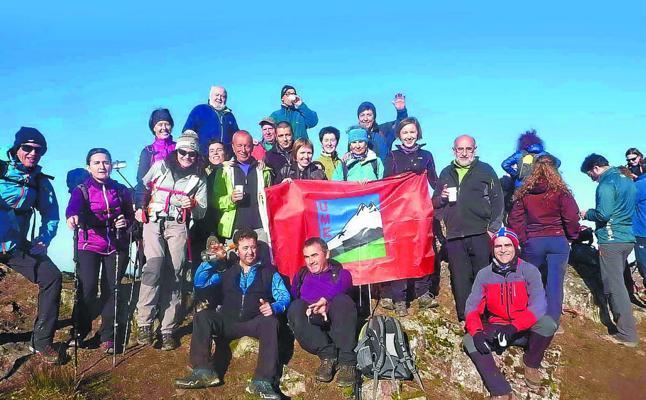 Todas las cumbres de Euskal Herria