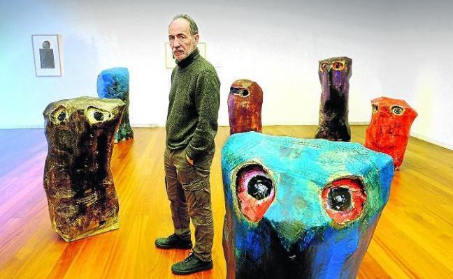 Agustín Ibarrola, el artista sin tribu