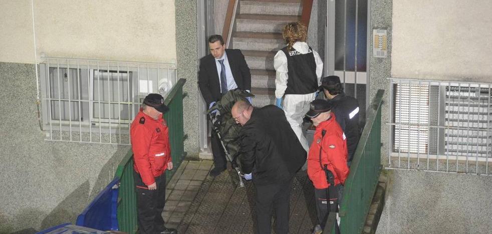 El matrimonio octogenario de Bilbao murió a golpes y cuchilladas