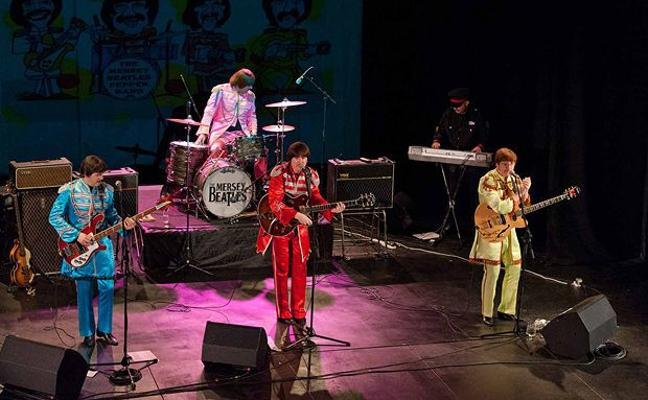 Un fin de semana al ritmo de tambores y The Beatles