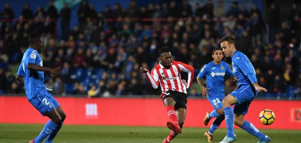 Getafe y Athletic se frenan en su asalto a Europa
