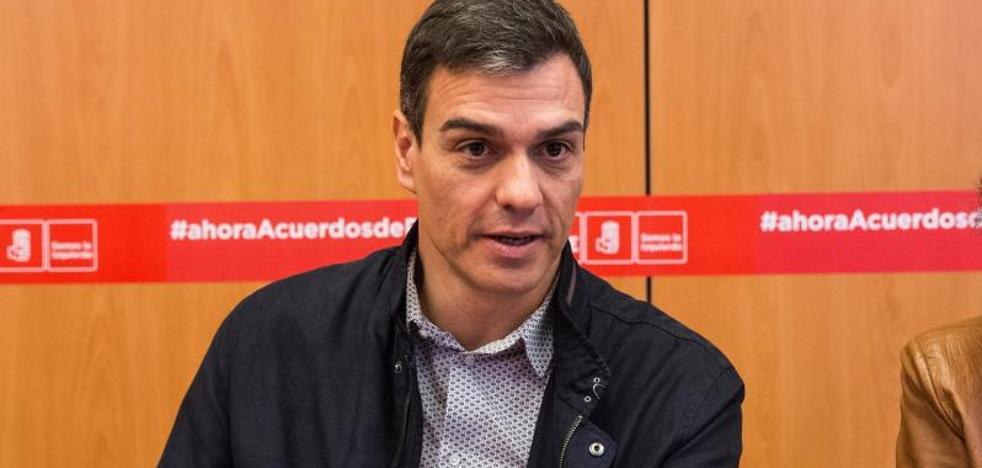 Sánchez ve «hartazgo» en los catalanes por el debate sobre la investidura por Skype