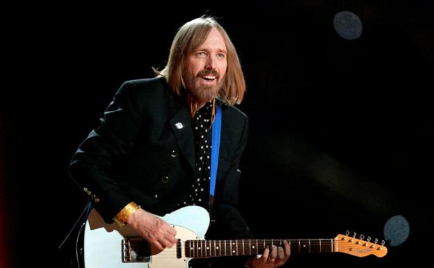 Tom Petty, durante un concierto en 2008./Jeff Haynes (Reuters)