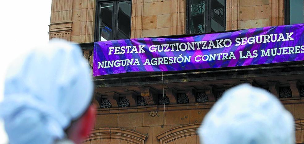 Queda en libertad con cargos el hombre detenido por agresión sexual en Donostia