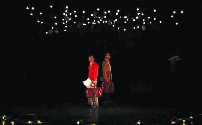 Teatro con 'Orígenes' el próximo sábado en Bera