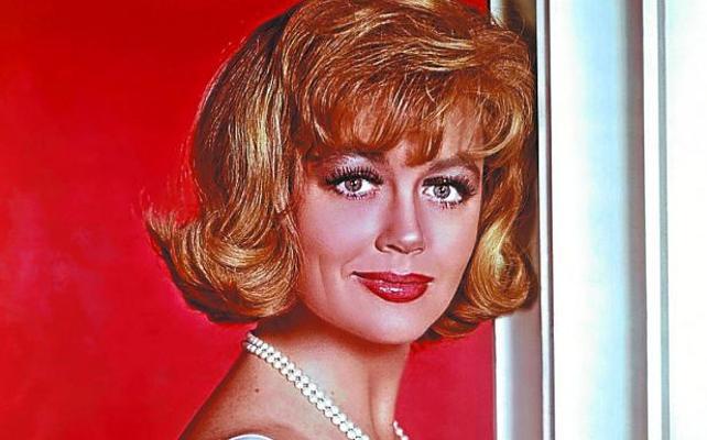 Adiós a Dorothy Malone, belleza del Hollywood dorado