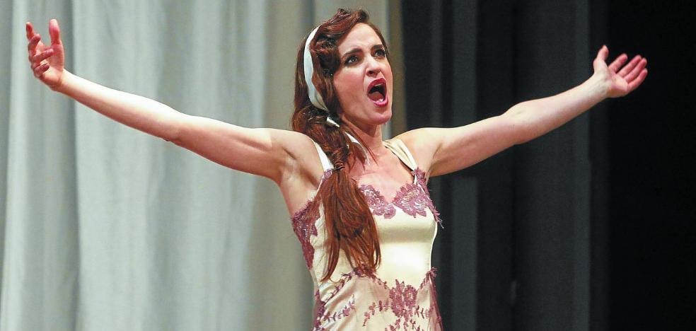 Elena Sancho Pereg: «Mi carrera empieza ahora»