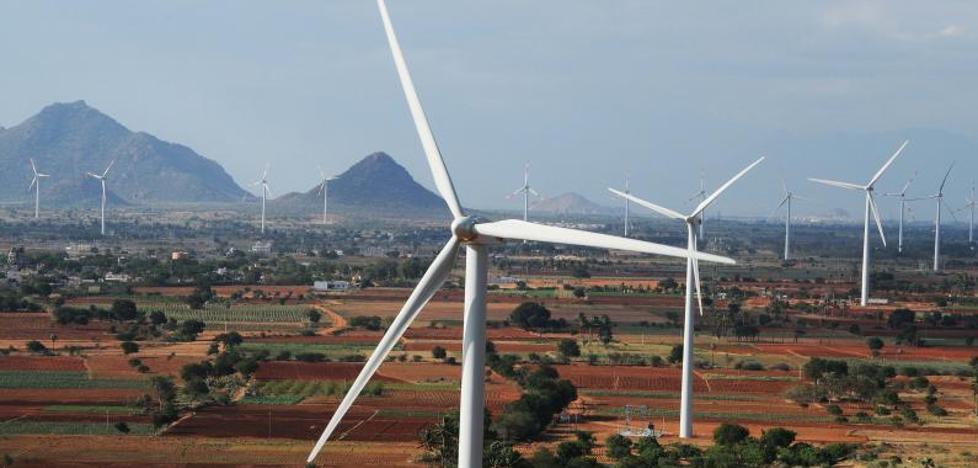Siemens Gamesa suministrará 163 turbinas eólicas a 26 proyectos en India