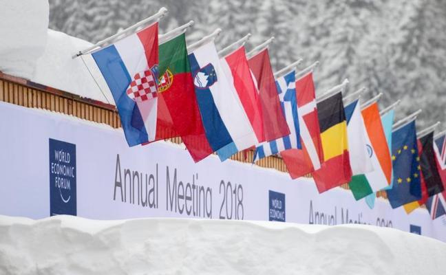 España, a la cola de economías avanzadas más incluyentes, según el Foro de Davos