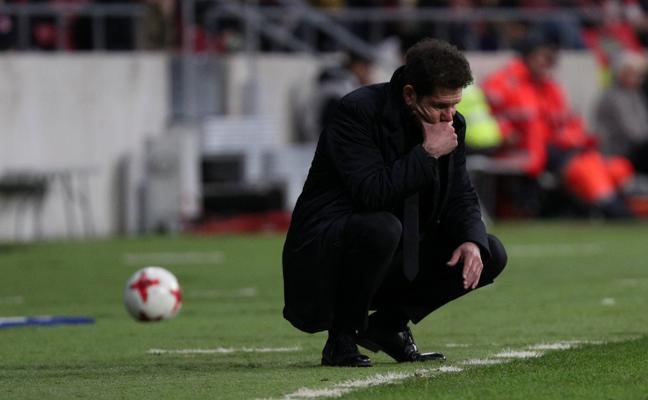 El Pizjuán mide la pegada del Atlético