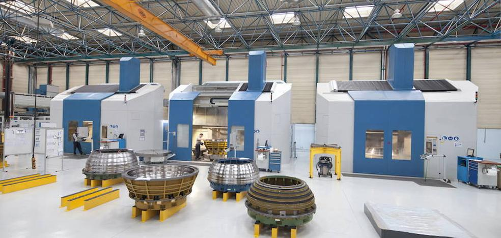 Euskadi se situó a la cabeza en la entrada de pedidos industriales en noviembre
