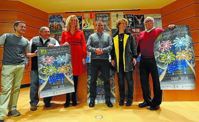 El teatro reinará en Eibar durante un mes