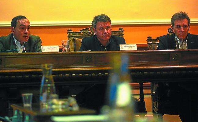Crece la tensión entre PSE y PNV en su coalición de gobierno en Irun