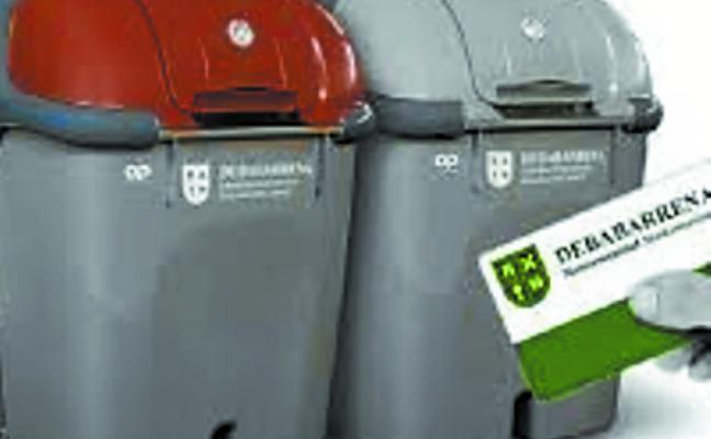 Charla informativa sobre el nuevo sistema de recogida de residuos