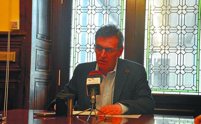 Iridoy dice que los informes técnicos sobre Korrokoitz avalarán el acuerdo que él anunció