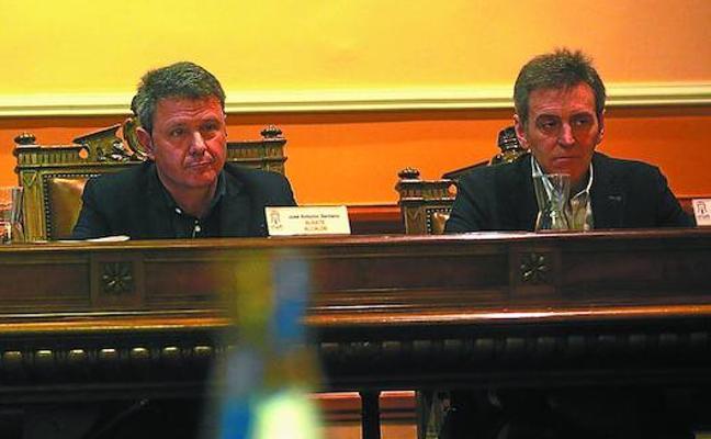 El PSE lleva al límite el acuerdo de gobierno con el PNV en Irun al cesar al concejal de Urbanismo