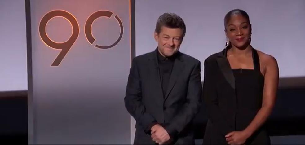 Las nominaciones a los premios Óscar 2018