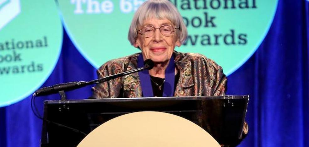 Fallece Ursula K. Le Guin, autora de culto de fantasía y ciencia ficción