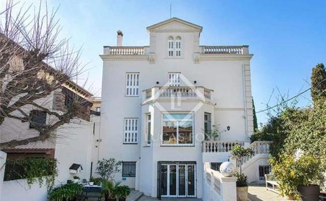 Los Cruyff venden su casa por 5 millones