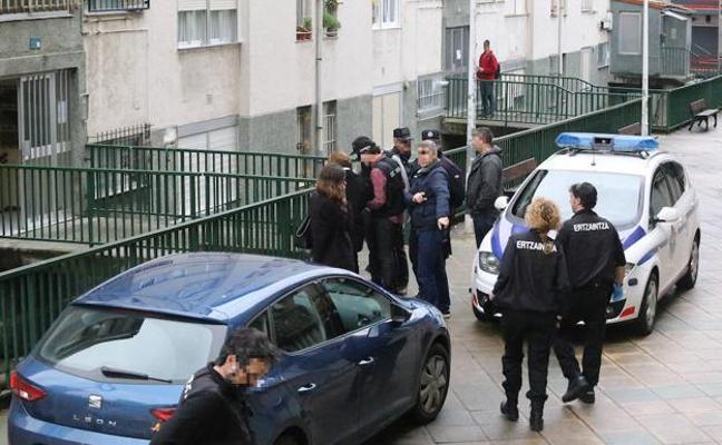 Los detenidos por el crimen de los octogenarios de Otxarkoaga se culpan mutuamente