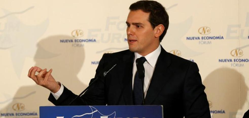 Rivera ruega a Rajoy evite esta vez otro show de Puigdemont en el Parlament