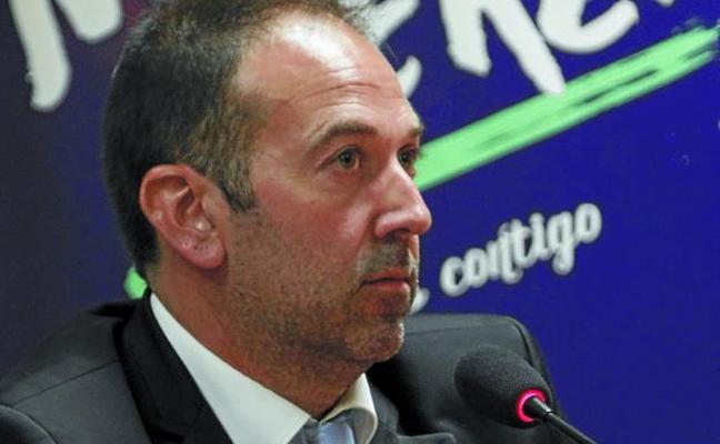 Antonio Alonso: «No me hizo gracia salir del GBC»