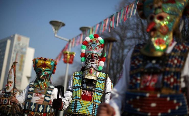 Festival Internacional de Juegos de Máscaras 'Surva'