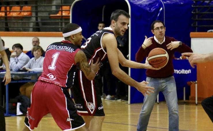 Sammic 73 - Valladolid 67