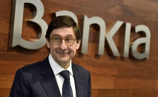 Bankia priorizará la devolución de las ayudas en su plan a tres años
