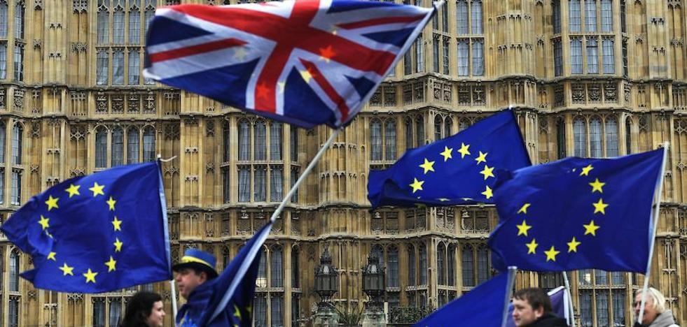 Un informe confidencial del Gobierno cree que Reino Unido perderá tras el 'Brexit'