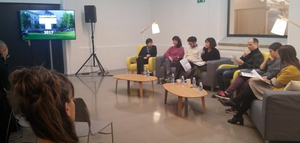 Tabakalera se abrirá en 2018 a otras disciplinas creativas