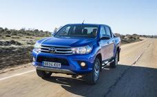 Toyota Hilux, desde 28.195 euros