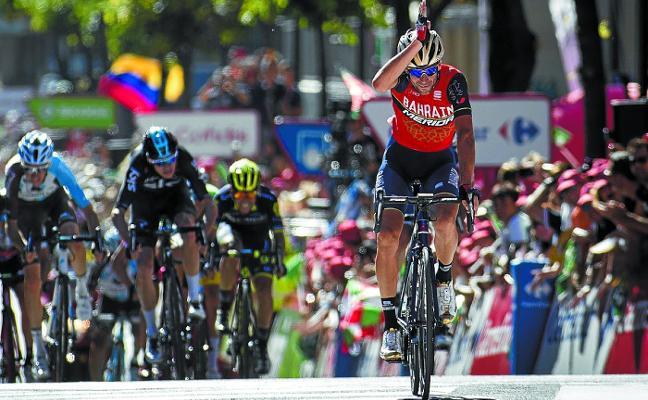 Nibali correrá la Vuelta al País Vasco