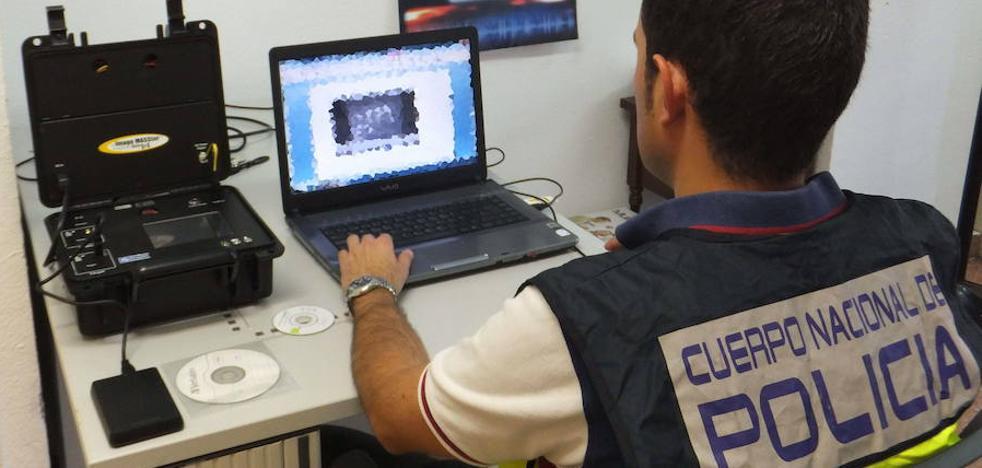 Un detenido en Gipuzkoa en un macro operativo contra una red que intercambiaba material pedófilo en Internet