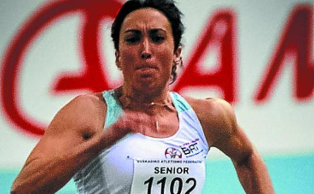 Arrieta salta 6,23 metros en el Campeonato de Euskadi