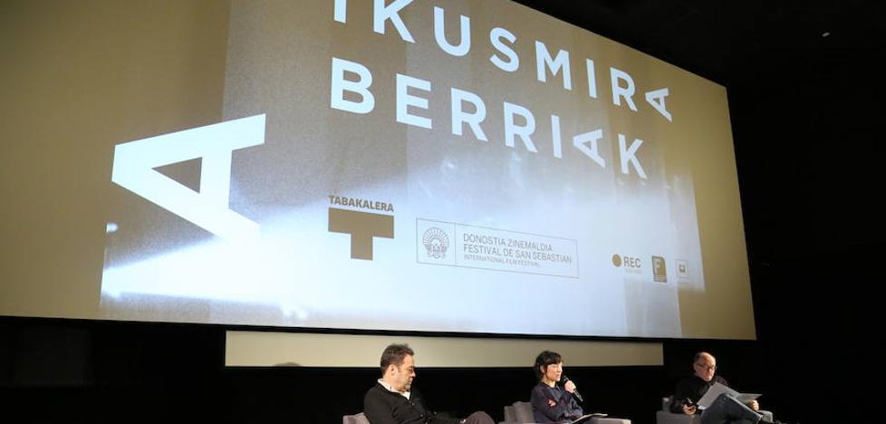 Ikusmira Berriak abre el plazo para su cuarta edición hasta el 5 de abril