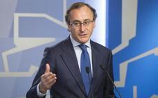 Alonso sostiene que no hay «consenso» posible para abordar una reforma estatutaria