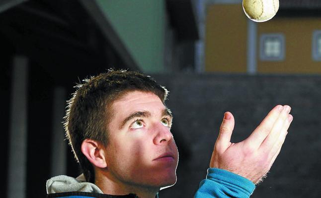 Iker Irribarria: «En los finales apretados quizá debo arriesgar más en el remate»