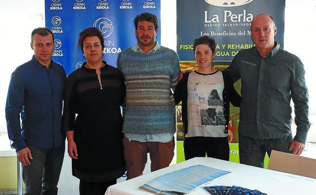 La Perla se suma a la red integral de Kirolgi para sus deportistas
