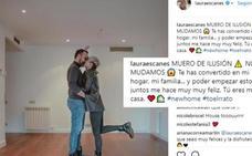 Laura Escanes y Risto Mejide estrenan nuevo nidito de amor