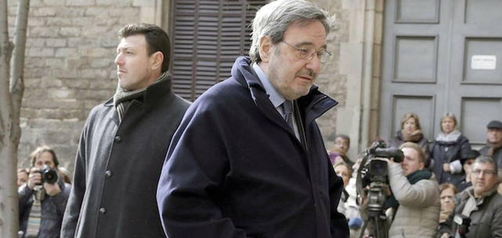 Narcís Serra, imputado por el agujero de 720 millones de Catalunya Caixa