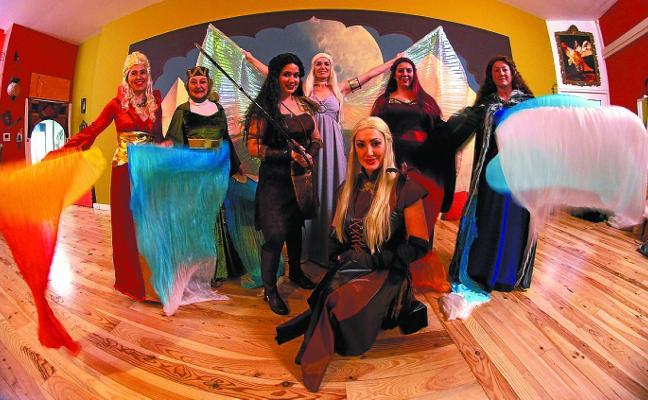 Dos comparsas nuevas para el Carnaval de San Sebastián