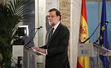 Rajoy advierte al PNV de que la reforma del Estatuto vasco deberá respetar el marco legal