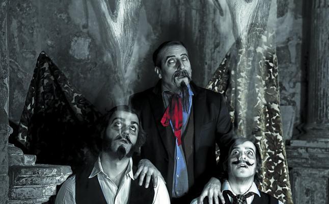 Guadalupe Plata: «Nuestra música tiene algo de 'mala follá', mordiente y veneno»