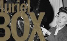 El Zinemaldia dedicará una retrospectiva a la directora y guionista británica Muriel Box