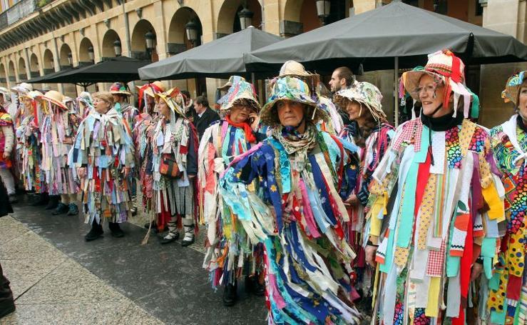 Donostia se viste de Carnaval