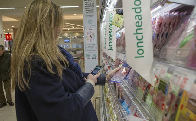 Sin colas, sin cajas, sin efectivo... Así son los nuevos supermercados