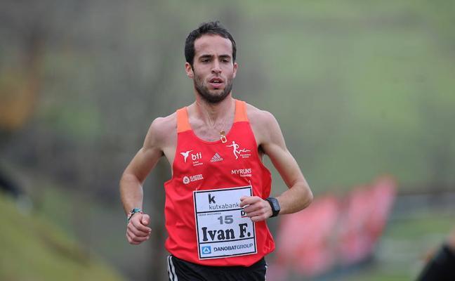 Iván Fernández, gran favorito en el Campeonato de Euskadi de cross